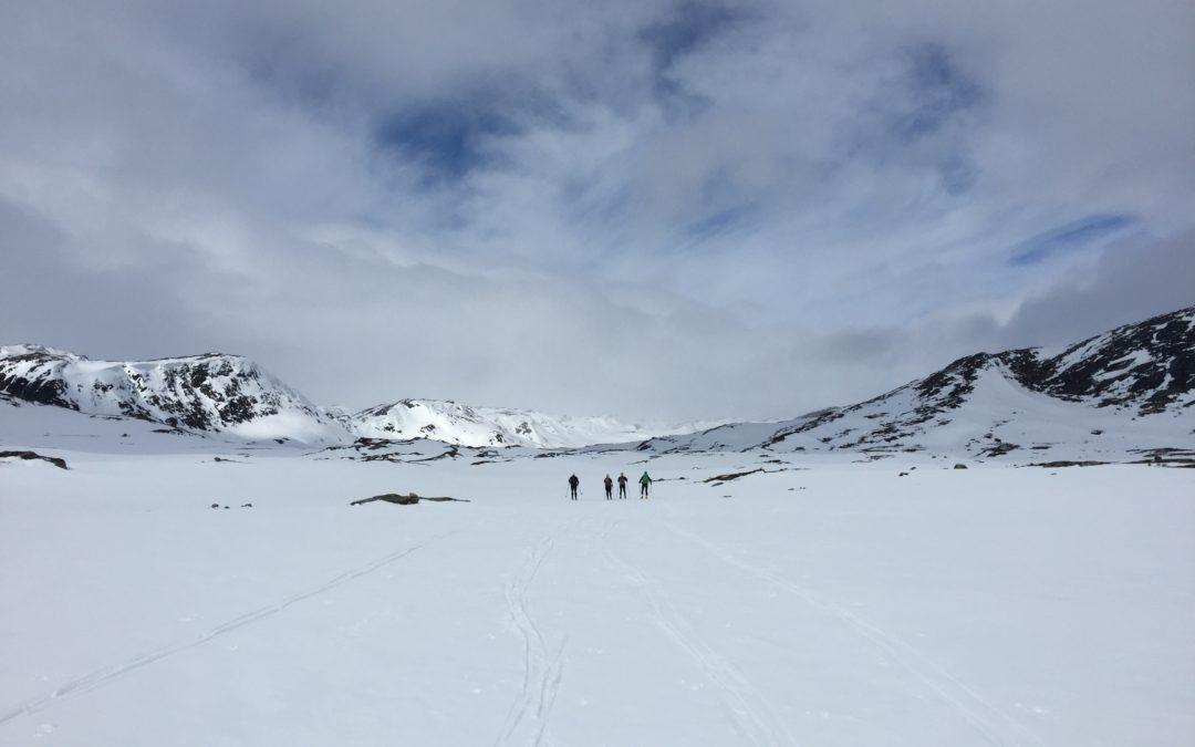 Unngå smerter når du går på ski