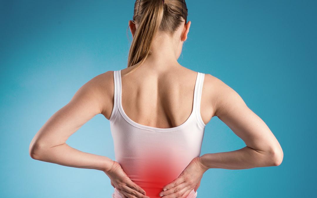 Hva skal du gjøre ved akutte ryggsmerter?