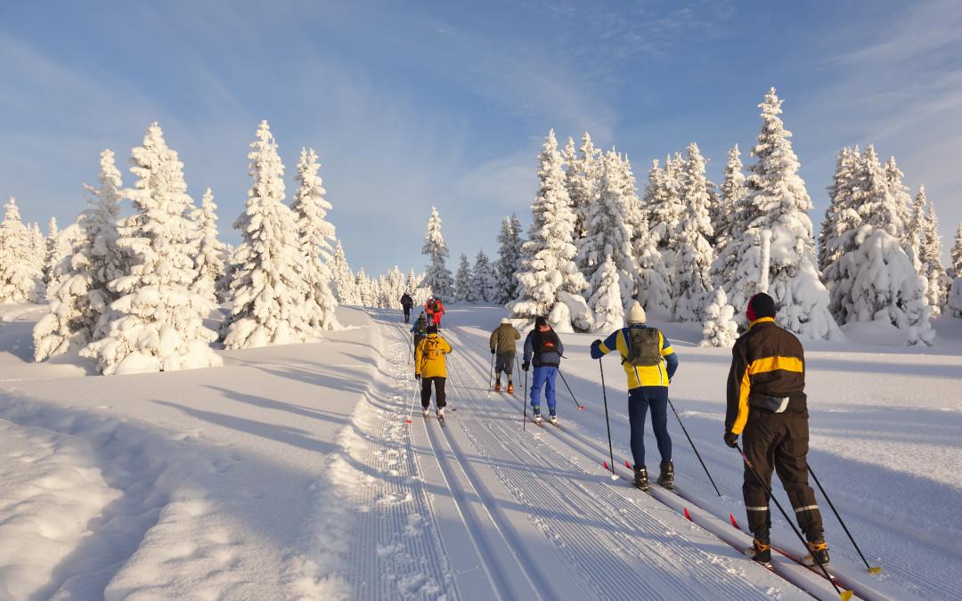 Kom i form på ski